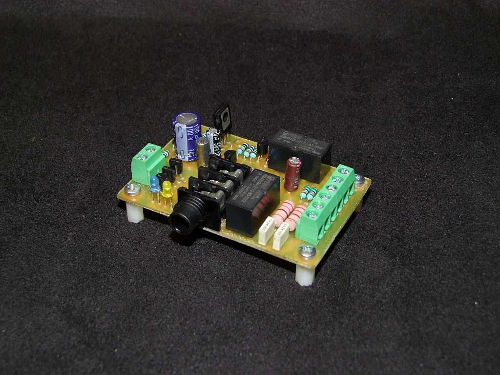 Universal Headphone Jack Connection Board Iamp Diy Way To Build Closed Circuit Wiring V10 Module