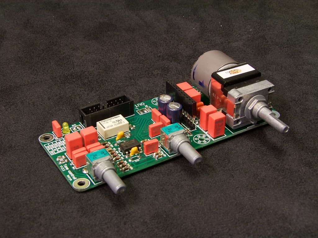 Tone Control Iamp Diy Way To Build Your Own Amplifier Passive Circuit Controll V122